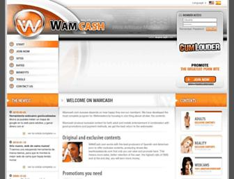 Thumbshot of Wamcash.com