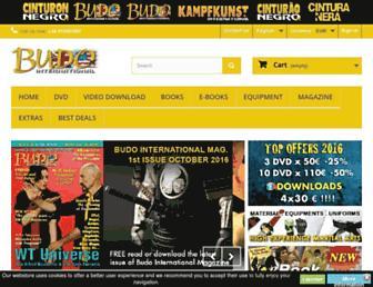 budointernational.com screenshot
