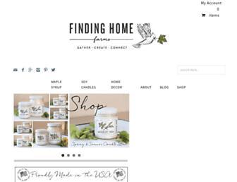 Thumbshot of Findinghomeonline.com