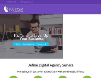 rcginfotech.com screenshot