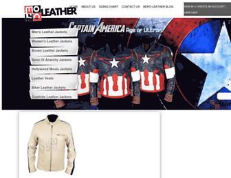 Thumbshot of Mofoleather.com
