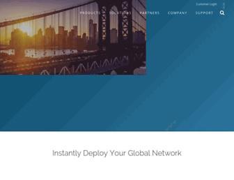 zenlayer.com screenshot