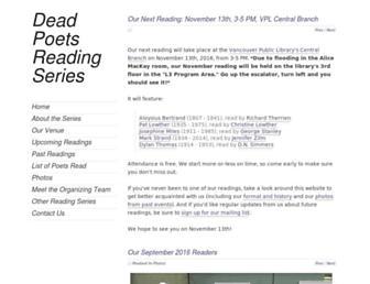 deadpoetslive.com screenshot
