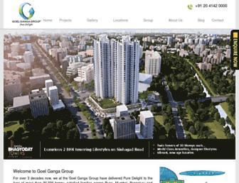 Thumbshot of Goelganga.com