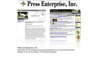 pressenterprise.net screenshot
