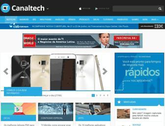 canaltech.com.br screenshot