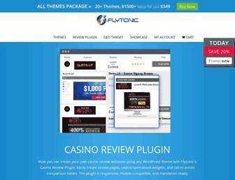 Thumbshot of Flytonic.com