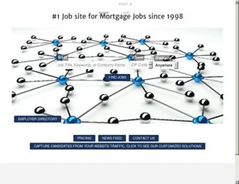 Fullscreen thumbnail of mortgageboard.net
