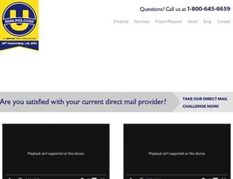 mailing.com screenshot