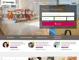 Thumbshot of Homestay.com