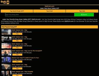 dyttcom.com screenshot