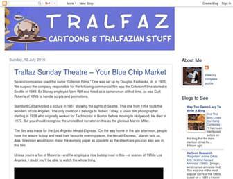 tralfaz.blogspot.com screenshot