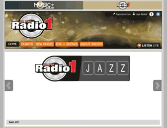 Thumbshot of Radio1.gr
