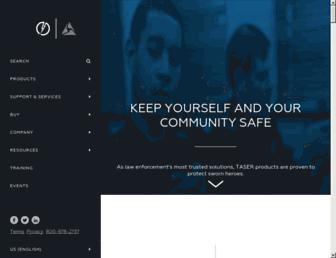 Thumbshot of Taser.com