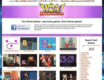 hoagames.com screenshot