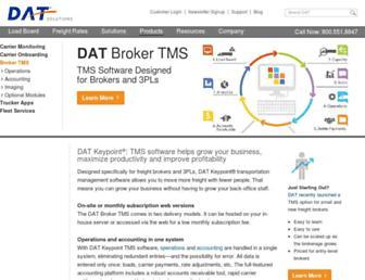 Thumbshot of Transportationsoftware.com