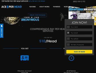 aceperhead.com screenshot