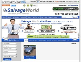 Thumbshot of Salvageworld.net