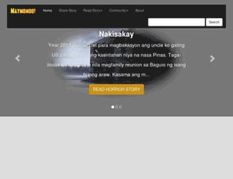 maymomoo.com screenshot