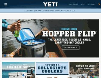 Thumbshot of Yeticoolers.com