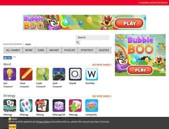 games.dailyrecord.co.uk screenshot