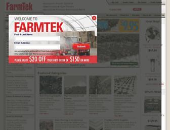 Thumbshot of Farmtek.com