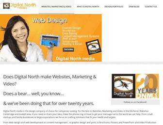 digitalnorth.ca screenshot