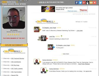 Thumbshot of Ibosocial.com