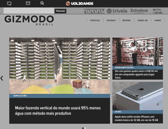 gizmodo.uol.com.br screenshot