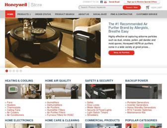 Thumbshot of Honeywellstore.com