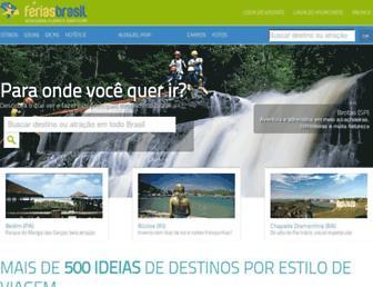 feriasbrasil.com.br screenshot