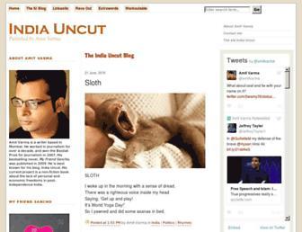 Thumbshot of Indiauncut.com
