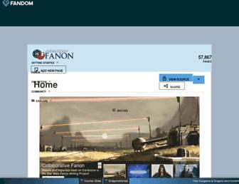 swfanon.fandom.com screenshot