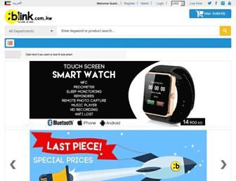 Thumbshot of Blink.com.kw