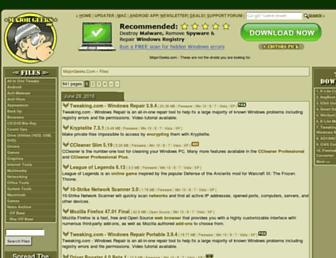 majorgeeks.com screenshot