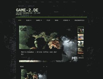 game-2.de screenshot