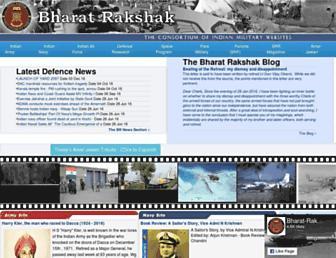 Thumbshot of Bharat-rakshak.com