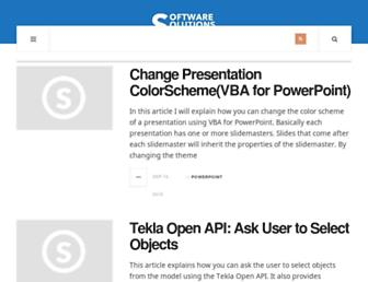 software-solutions-online.com screenshot