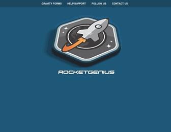 Thumbshot of Rocketgenius.com