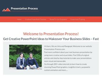 presentation-process.com screenshot