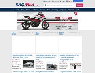 sagmart.com screenshot