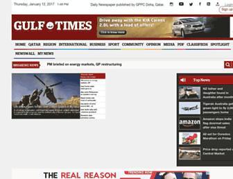 full.gulf-times.com screenshot