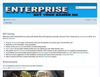 Thumbshot of Entgaming.net