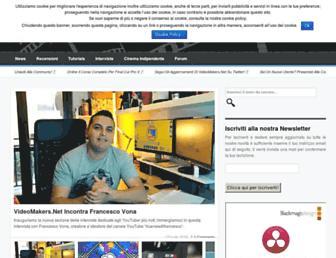 videomakers.net screenshot