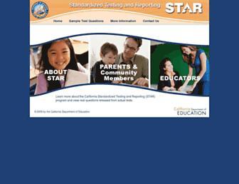 starsamplequestions.org screenshot