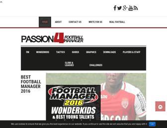 passion4fm.com screenshot
