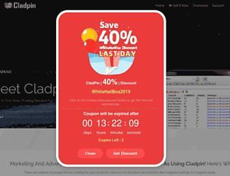 cladpin.com screenshot