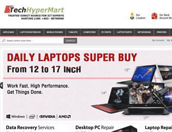 techhypermart.com screenshot