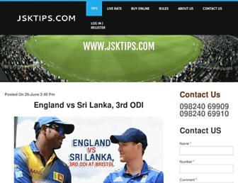 cricketbettingtipsfree.net screenshot