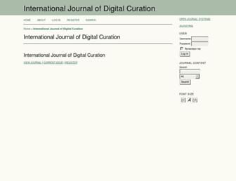 ijdc.net screenshot